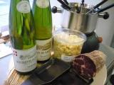 raclette fondue