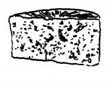 Roquefort AOC Fromage artisanal