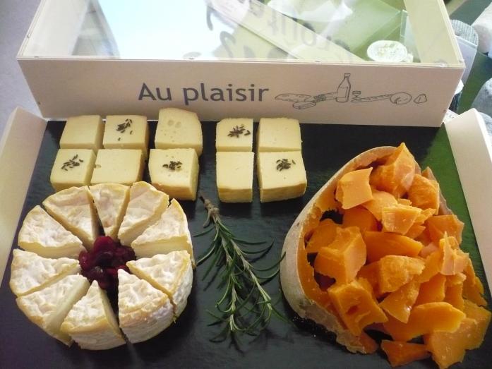 Les grands classiques du fromage et quelques curiosités